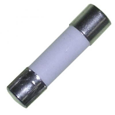 Предохранитель (керамика) 3А 250В 6х30мм ВП3Б-1 (аналог)