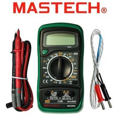 Мультиметр MAS838 (MASTECH)