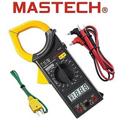 Клещи токоизмерительные M266C (MASTECH)