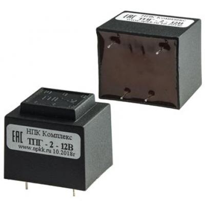 Трансформатор сетевой ТПГ-2 12В