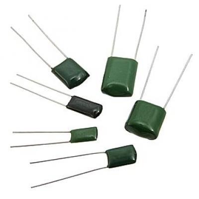 Металлопленочный конденсатор 0.1uf/100v 10% CL-11 (полистирольный)