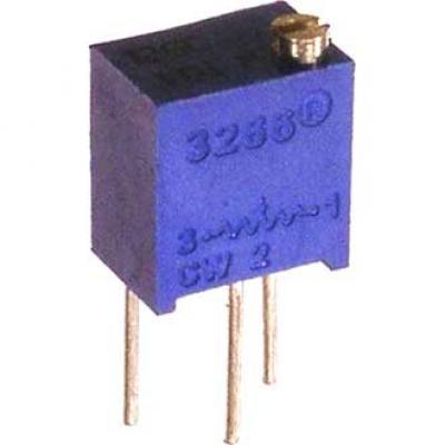 Подстроечный резистор 3266W 10К (многооборотный)