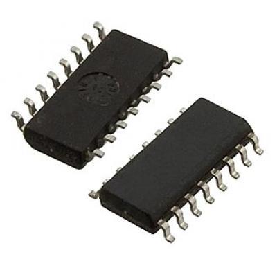 Микросхема (импорт) 74HC161D SO16
