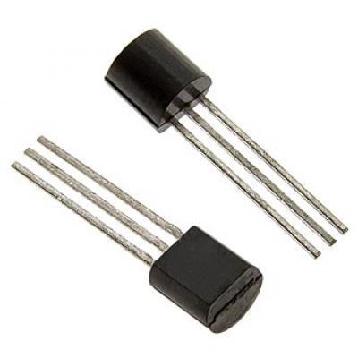 Транзистор (импорт) 2N2222A TO92