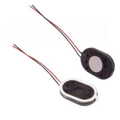 Динамик S1588 8 Om 0.8W (30x20x4.3mm)