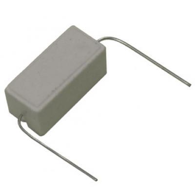 Резистор постоянный 5W 5% китай 10к