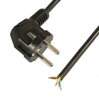Сетевой шнур ПВС-ВП S22 3х0.75 1.8м