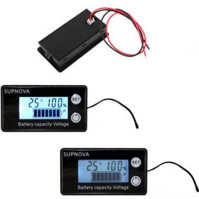 Цифровой измеритель заряда батареи DMS-506 JX-6133