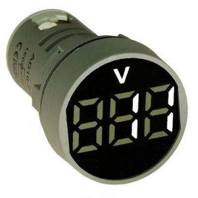 Цифровой LED вольтметр DMS-101