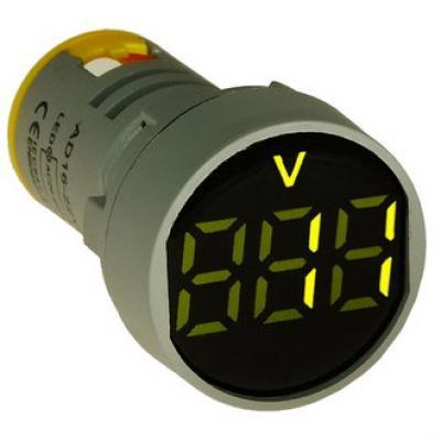 Цифровой LED вольтметр DMS-102