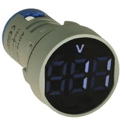 Цифровой LED вольтметр DMS-104