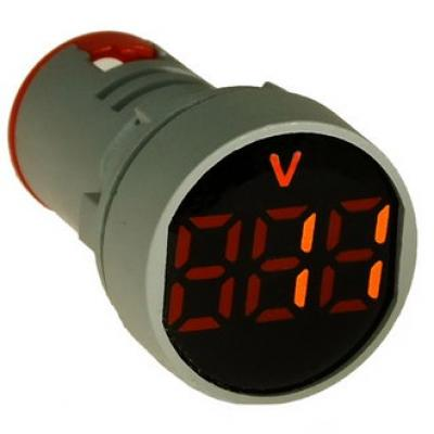 Цифровой LED вольтметр DMS-105