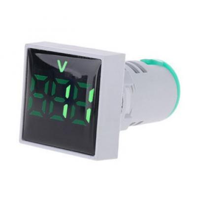 Цифровой LED вольтметр DMS-123