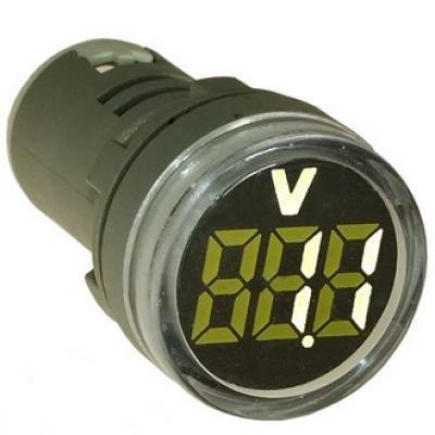Цифровой LED вольтметр DMS-131 AD16-22VMC W