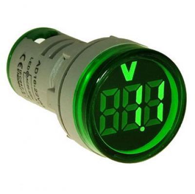 Цифровой LED вольтметр DMS-133 AD16-22VMC G
