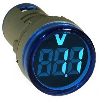 Цифровой LED вольтметр DMS-134 AD16-22VMC B