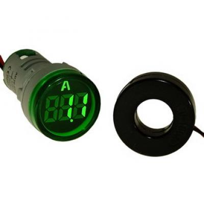 Цифровой LED амперметр DMS-213 AD16-22AM G
