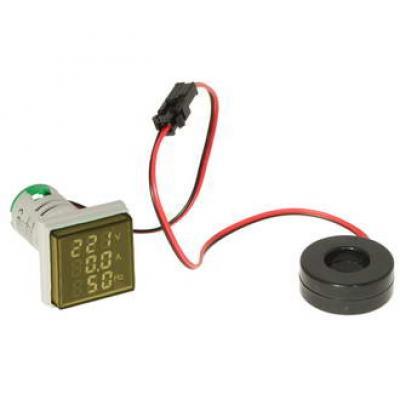 Цифровой многофункциональный LED дисплей DMS-302 AD16-22VAHZS Y
