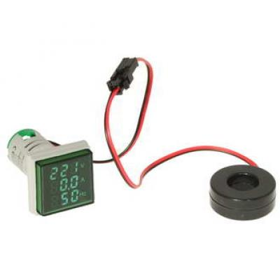 Цифровой многофункциональный LED дисплей DMS-303 AD16-22VAHZS G