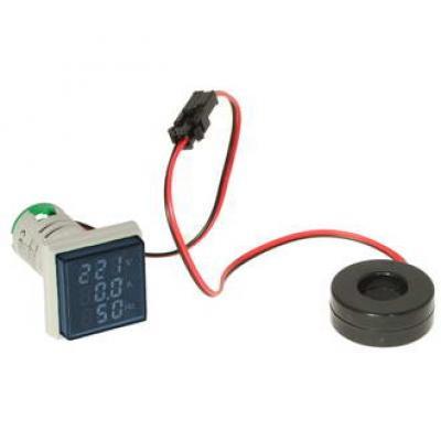 Цифровой многофункциональный LED дисплей DMS-304 AD16-22VAHZS B