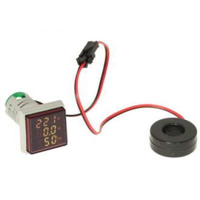 Цифровой многофункциональный LED дисплей DMS-305 AD16-22VAHZS R