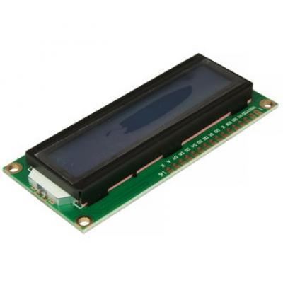Дисплей символьный LCD1602 с конвертером I2C EM-346