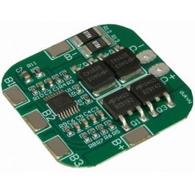 Плата защиты Li-ion батареи (4S 20A) EM-841