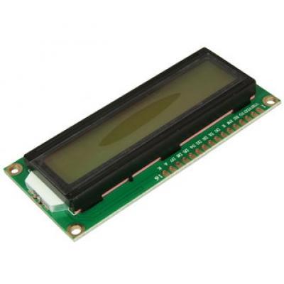 Дисплей символьный LCD1602 EM-342