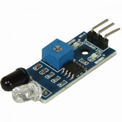 Фотоэлектрический ИК датчик препятствия EM-505