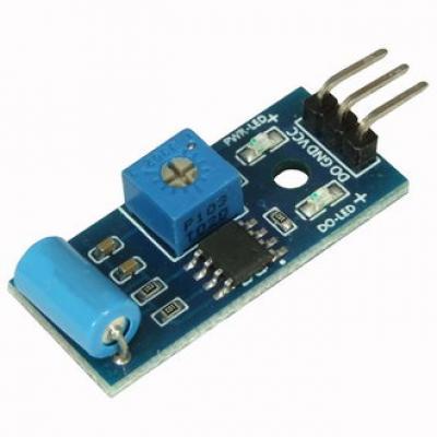 Цифровой датчик вибрации SW-420 EM-519