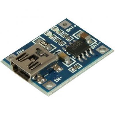 Зарядное устройство для литиевых АКБ EM-831 (TP4056)