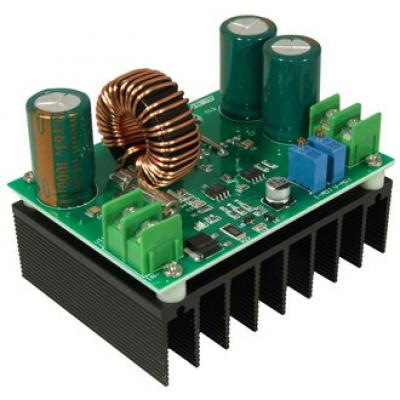 DC-DC преобразователь повышающий с регулятором тока EM-850