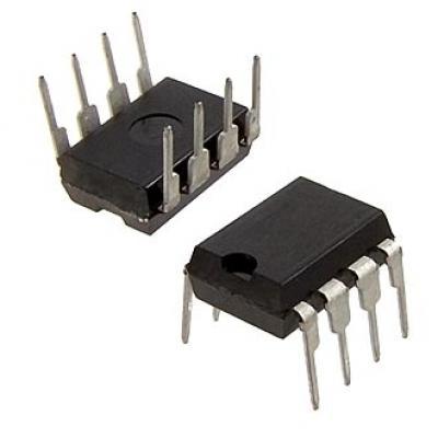 Микросхема (импорт) 24LC08B I/P DIP8