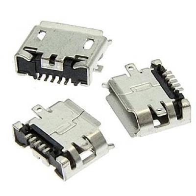 USB разъъем MICRO USB 5S B-гнездо