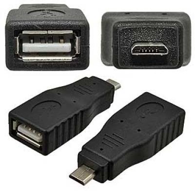 USB разъъем USB AF / micro 5P