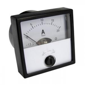 Амперметр DC М42303 40х40 (аналог) 20ADC