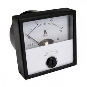 Амперметр DC М42303 40х40 (аналог) 30ADC
