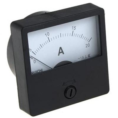 Амперметр AC Ц42301 60x60 (аналог) 20AAC