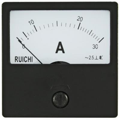 Амперметр AC Ц42301 60x60 (аналог) 30AAC