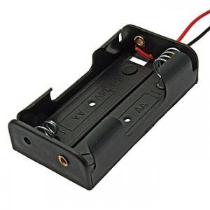 Батарейный отсек АА BH321 (BH603) 2x1 (2 батареи)