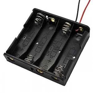 Батарейный отсек АА BH341 (BH605) 4х1 (4 батареи)