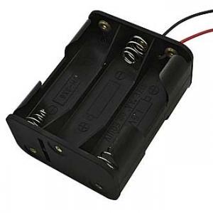 Батарейный отсек АА BH363 (BH607) 3x1+3x1 (6 батарей)