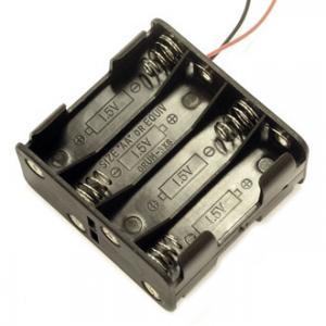 Батарейный отсек АА BH383 (BH608) 4x1+4x1 (8 батарей)
