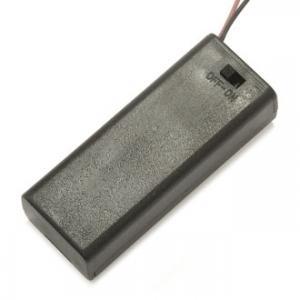 Батарейный отсек АА 5004 AAх1 закрытый (1 батарея)