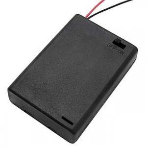 Батарейный отсек АА BH639 3х1 закрытый (3 батареи)