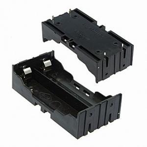 Батарейный отсек 18650 Battery holder Li-ion 2x18650