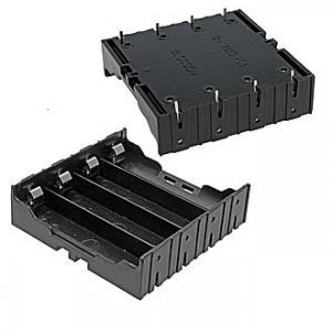 Батарейный отсек 18650 Battery holder Li-ion 4x18650