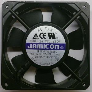 Вентилятор AC 120x120x25 (220v/0.09A) JA1225H2B010N-T-R качения Jamicon