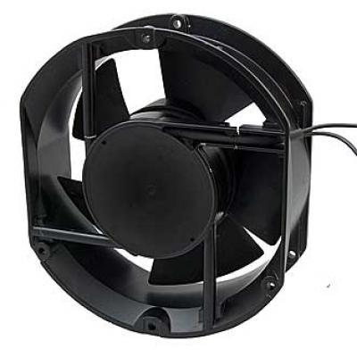 Вентилятор AC 172х50 oval (220v) RQA17250A2HBL oval качения Tidar