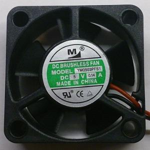 Вентилятор DC 30x30x10 (5v/0,14A) YM0503PFS1 скольжения
